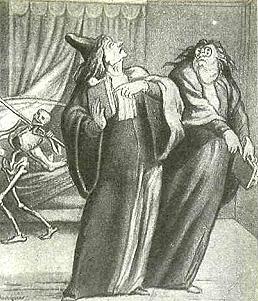 Рис 78 доктора схоласты карикатура